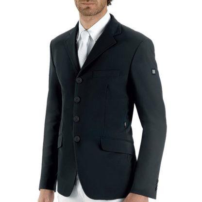 "Equiline Mens X Cool Show Jacket ""Rack"" - Black"