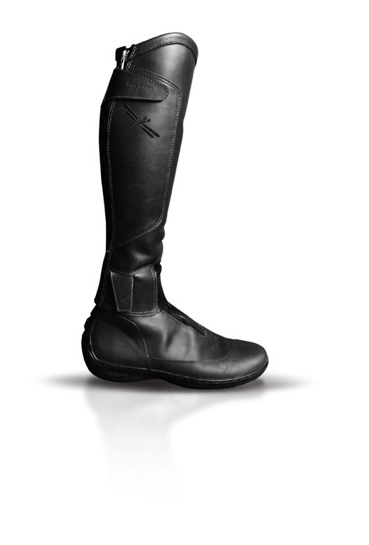 Freejump Liberty XC Chaps and Boots - Black
