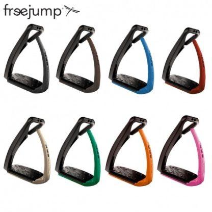 Freejump Stirrups Soft Up Pro - Colors