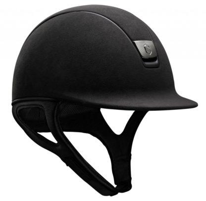 Samshield Premium Helmet Alcantara in Black