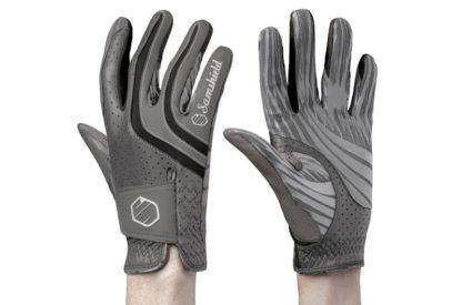 Samshield V Skin Riding Gloves - Grey