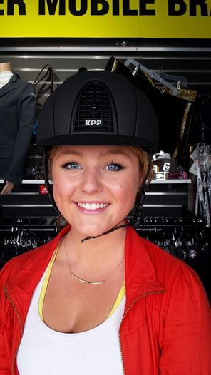 KEP Textile Black Helmet