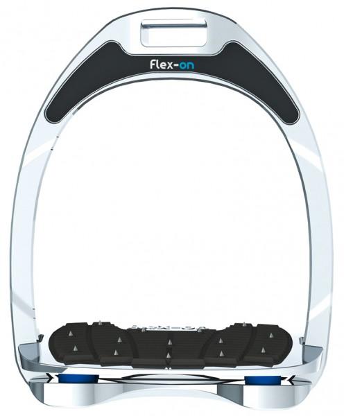 Flex On Aluminium Stirrups with Inclined Ultra Grip