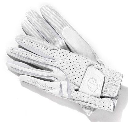 Samshield Riding Gloves in White