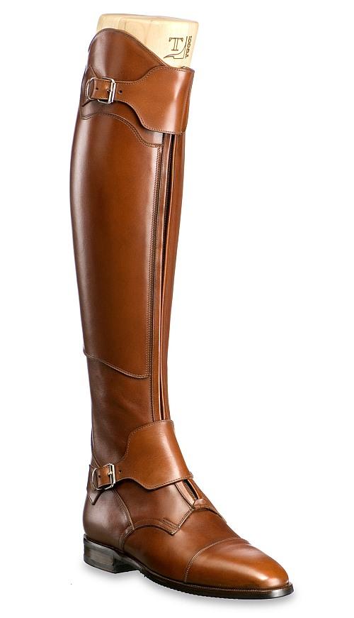 Custom Dressage Boots By Tucci Tacknrider