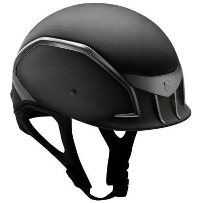Samshield XC Carbon Fibre Helmet - Matt Black