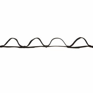 VRTACK Non Slip Double Layered Loop Reins - Detail