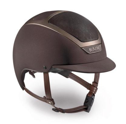 KASK Dogma Light Riding Helmet in Brown