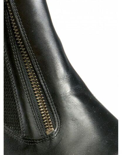 Tucci Short Boot Classic Double Zipper EZ