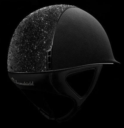 Samshield Crystal Medley Black - Rear View