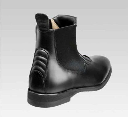 Tucci Short Boots Harl - Black