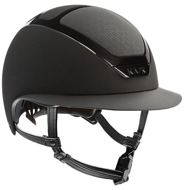 KASK Star Lady Riding Helmet in Black