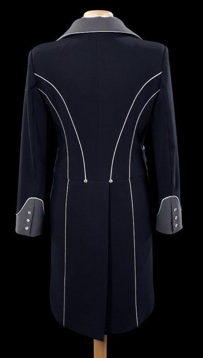 Lotus Romeo Dressage Tailcoat in Navy
