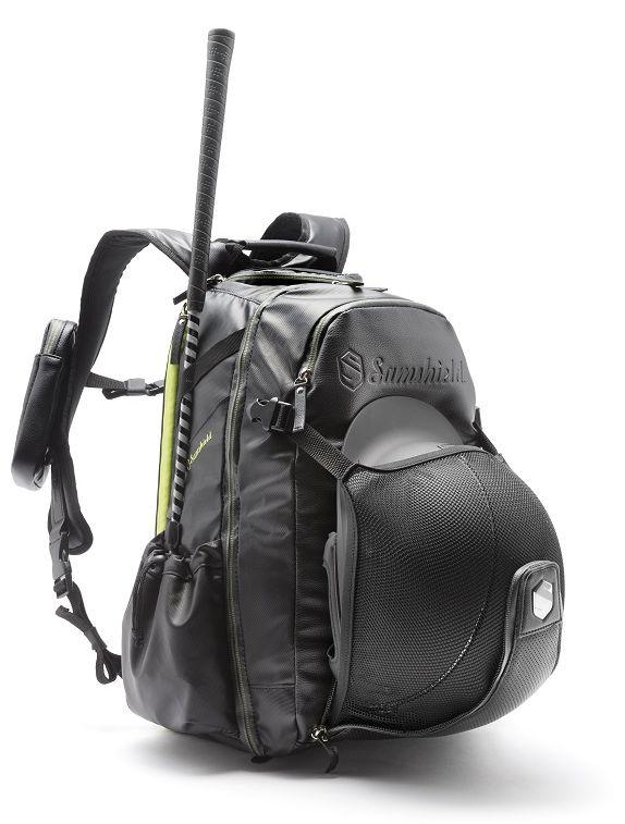 Samshield Groom Bag Iconpack in Black store your helmet