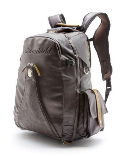 Samshield Groom Bag Iconpack in Brown