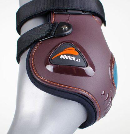 eQuick EUP Fetlock Boots - Brown