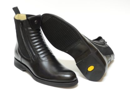 "Secchiari Paddock Boots ""Hera"" in Black"