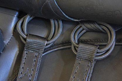 Elastic Band Billets on the Stubben Dressage Equi Soft Saddle