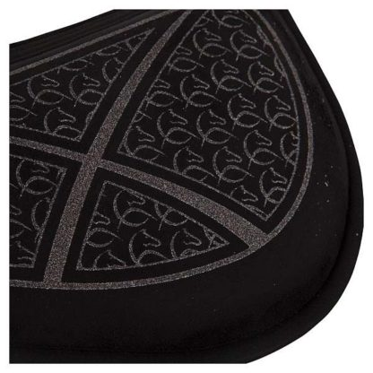 BR Half Pad Grip System Memory Foam - Black