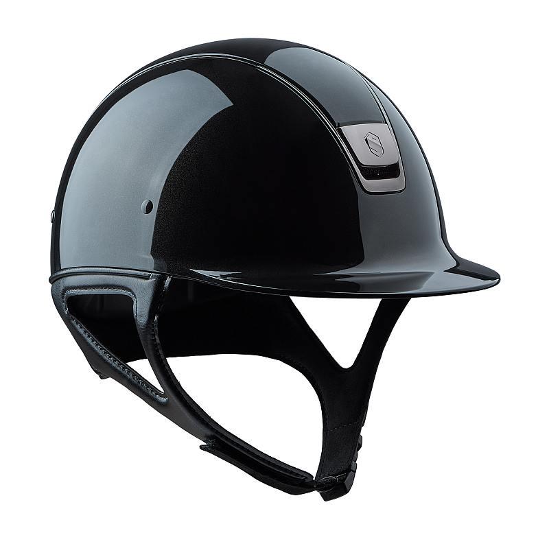 Samshield Shadow Glossy Helmet - Black