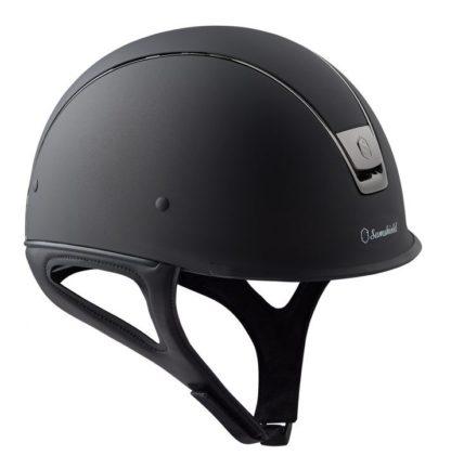 Samshield Shadow Race Matt XC and Racing Helmet - Black