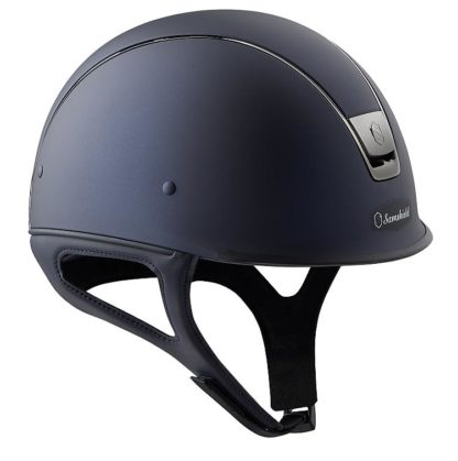 Samshield Shadow Race Matt XC and Racing Helmet - Blue
