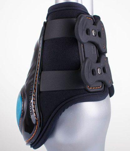 Eshock Rear Fetlock Boots - Black