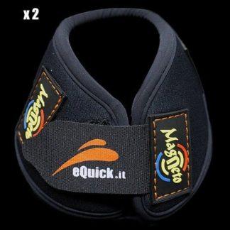 eQuick Coronet Magnet Hoof Bell Boots