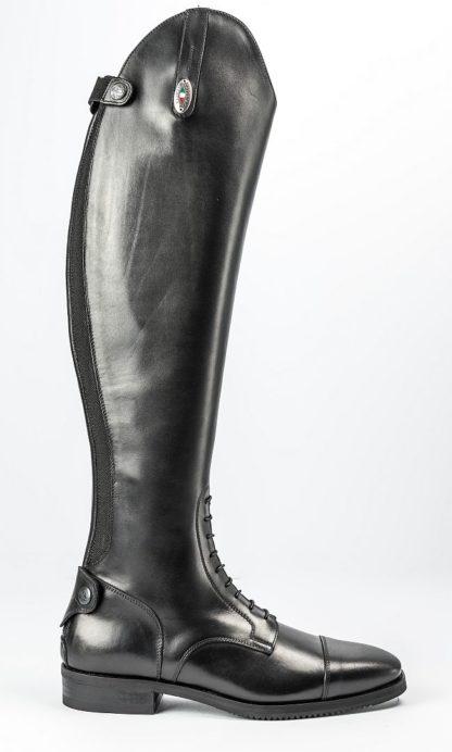 Secchiari Riding Field Boots with Laces Model 100 Classic