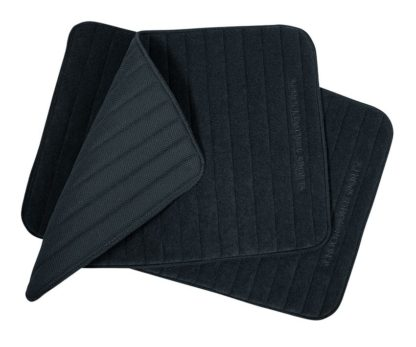 Quick Dry Light Large Leg Wraps - Black