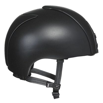 KEP Cromo Jockey Skull Cap Helmet