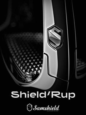 Samshield Shield Rup Safety Stirrups - Outer Branch