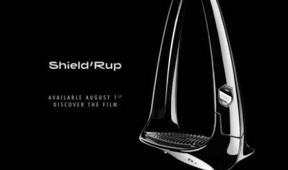 Samshield Shield Rup Safety Stirrups - Profile View