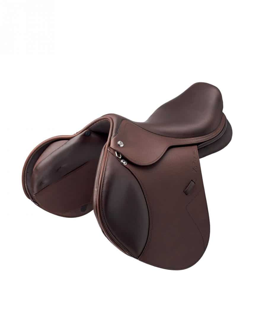 Prestige X Perience Double Flap Show Jumping Saddle 17
