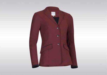 "Samshield Ladies Hunter Show Jacket ""Alix"" - Bordeaux"