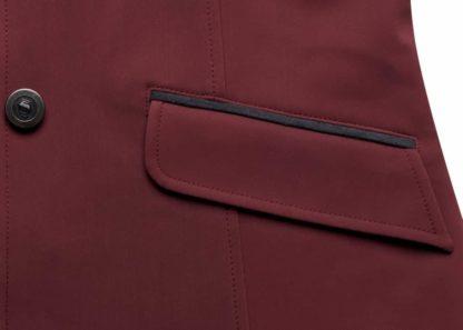 "Samshield Ladies Hunter Show Jacket ""Alix"" -Pocket Detail"