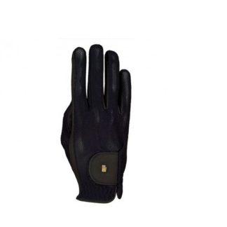 Roeckl Summer Chester Riding Gloves - Black
