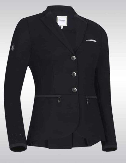 "Samshield Ladies Technical Show Jacket ""Victorine"" in Black"