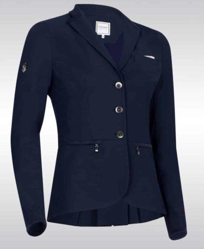 "Samshield Ladies Technical Show Jacket ""Victorine"" in Light Navy"