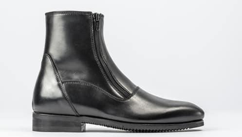 Secchiari Classic Ankle Boots - Black