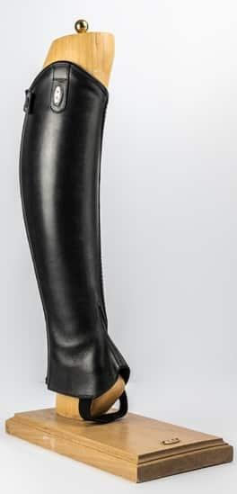 Secchiari Classic Mini Chaps - Black