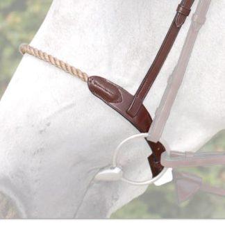 Dyon Waxed Rope Cord Noseband