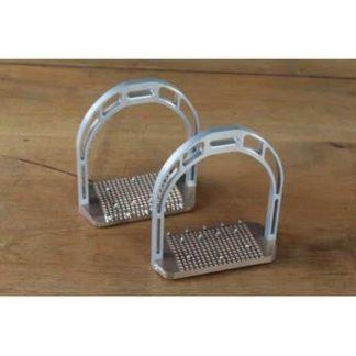 MOS Stirrups - Silver