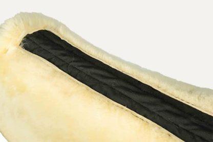 NSC Full Sheepskin Dressage Saddle Pad