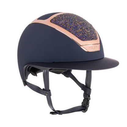 Dogma Star Lady Wide Brim Helmet Navy EveryRose Midnight Amethyst