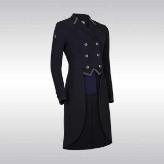 Samshield Ladies Dressage Shadbelly Tailcoat with Crystal Fabric Swarovski