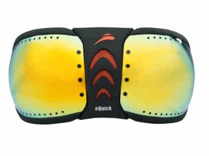 eVysor Horse Sunglasses - Orange
