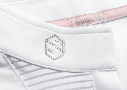 Samshield Ladies Long Sleeve Competition Show Shirt - Faustine