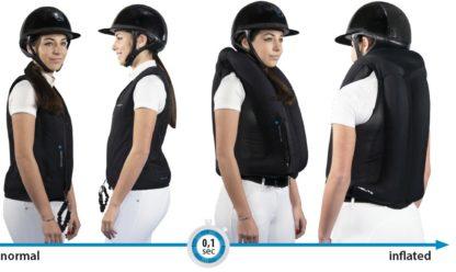 Helite AirBag Safety Vest ZipIn2