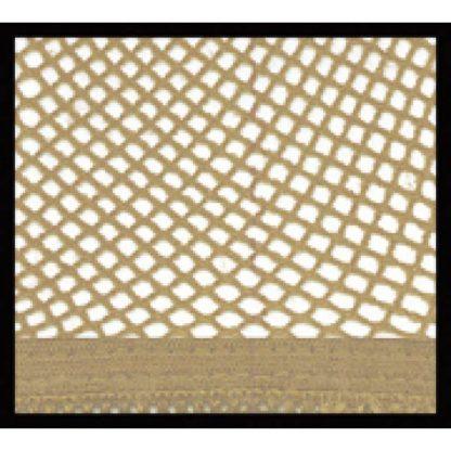 RWR No Knot Hair Net - Light Brown
